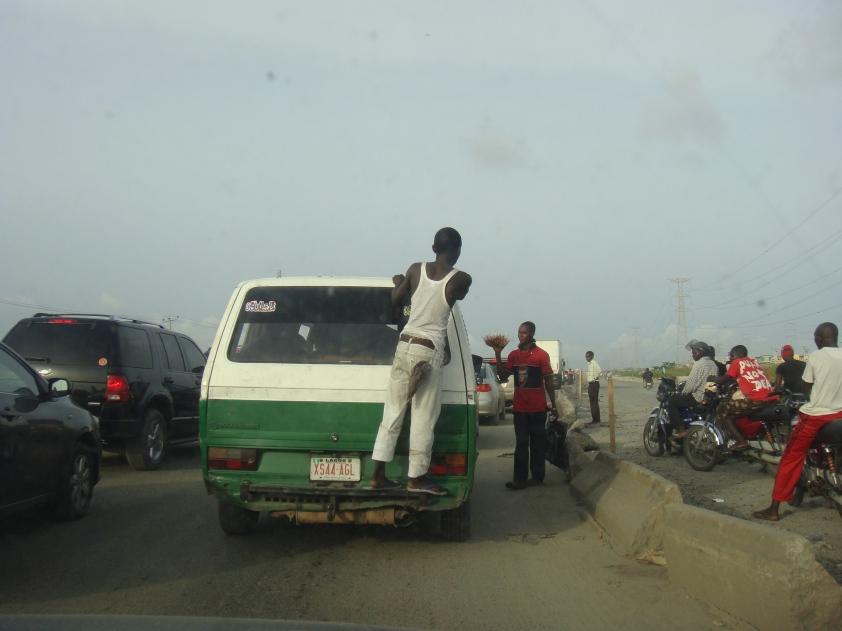 Public Transportation - Lagos, Nigeria!