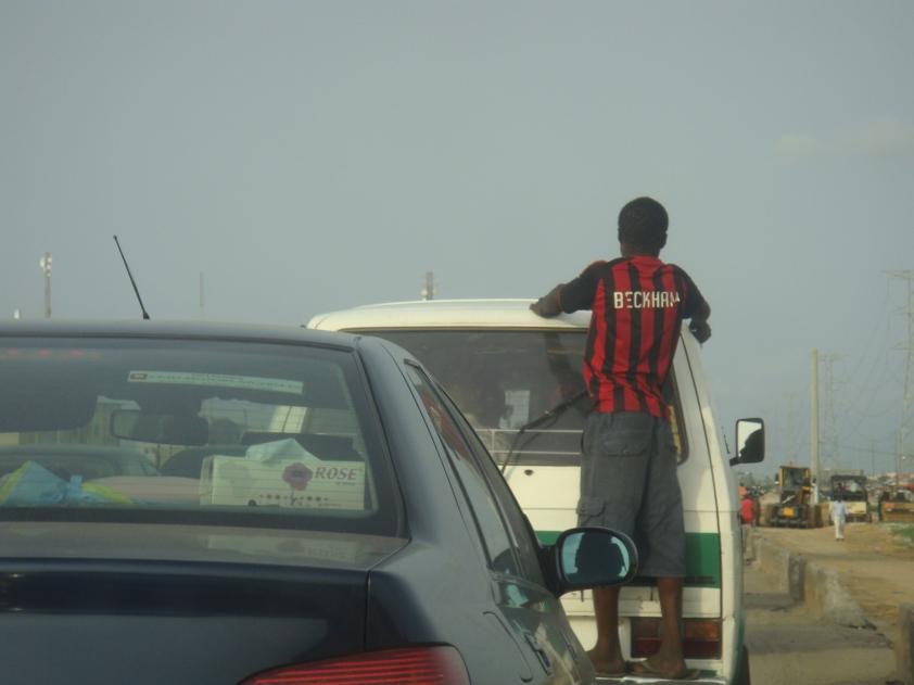Public Transportation, Lagos - Nigera!