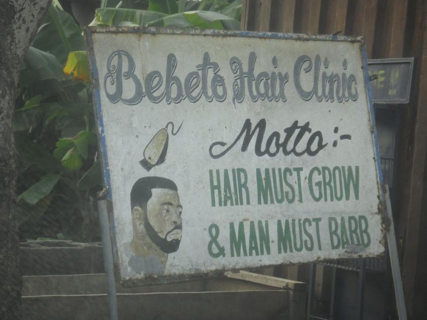 Bebeto Hair Clinic!