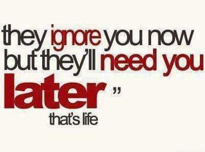 They Ignore You Now But They Ll Need You Later 8wdee